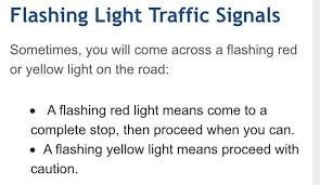 A Flashing Yellow Signal Light Means Sarah Elizabeth Sarahxmartini Twitter