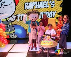 Mcdonalds Invitation Card Kidzania Manila Planning A Legendary Birthday Party For Your 7