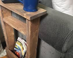 skinny sofa table small table apartment decor side table