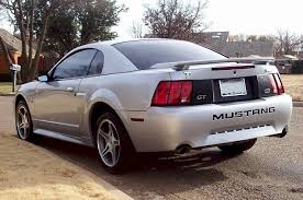 1999 ford mustang gt 35th anniversary edition silver 1999 ford mustang gt limited edition 35th anniversary coupe