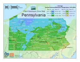 Indiana Time Zone Map by How To Use The Usda Planting Zone Hardiness Map