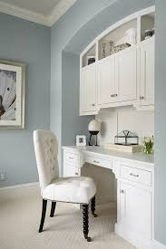 benjamin moore summer shower love this color home office decor