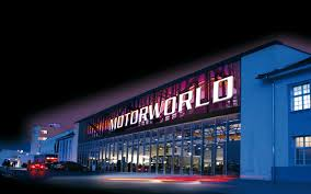V8 Hotel Stuttgart by Classic And Vintage Cars At The Motorworld Automobile And