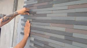 Decorative Wall Tiles by Beautiful Decoration Ceramic Tiles Outside Wall Installing