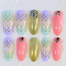 online get cheap long full cover nail designs aliexpress com