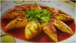 cuisiner les calamars recette calamars farcis tunisie voyage tunisie