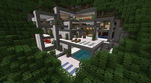 modern hillside house plans photo collection minecraft modern house landscaping
