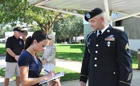 sfsc remembers veterans with ceremony south florida state college