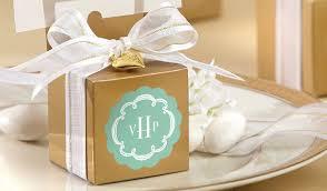 customized wedding gift wedding gift bag stickers badi deanj