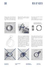 north star pendant with diamonds men up north jewellery for men mun ring size guide page 4