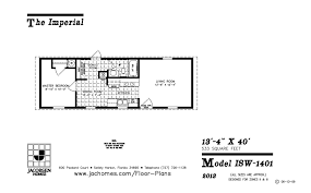 Jacobsen Mobile Home Floor Plans by Floorplans By Jacobsen Homes