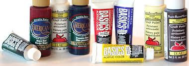 what is the best paint to use on oak kitchen cabinets acrylic paints polymer clay