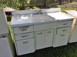 vintage metal kitchen cabinets antique metal kitchen cabinets dupont delux 1950