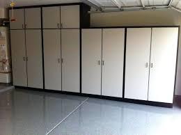 complete garage system units metal storage cabinets for garage on