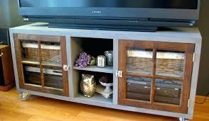 Media Cabinet With Sliding Doors Media Cabinet With Glass Doors Small Media Cabinet With Glass