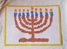 menorahs for kids chanukah handprint menorah not but cutest hannukah craft