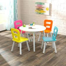 kidkraft round table and 2 chair set kidkraft table and chairs peaceful inspiration ideas table and