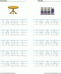 printable letter t words worksheet coloring worksheets free