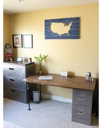 metal desk with file cabinet spectacular deal on 2 drawer rustic pipe desk metal filing cabinet