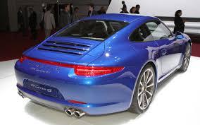porsche 911 4s specs porsche 2013 porsche 911 4s rear view the porsche 911 4s