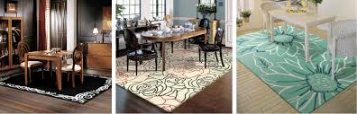 Dining Room Rugs Color Couture