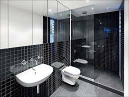 black white and red bathroom decorating ideas bathroom amazing black bathroom design ideas black and white