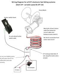 wiring diagram savwinch boat anchor winch specialists