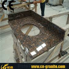 Granite Bathroom Vanity by Tan Brown Granite Tops Bathroom Vanity Top Prefab Granite