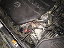 help indentify these hoses going into engine mazda3 forums the