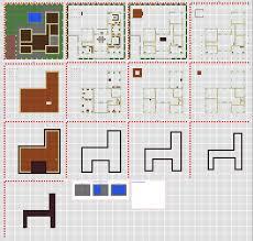 minecraft building floor plans modern home wip pt2 by coltcoyote deviantart com on deviantart
