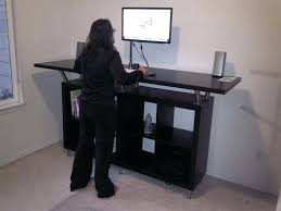 Ikea Stand Desk Standing Desk Ikea My Standing Desk Hack Ikea Bekant Standing Desk