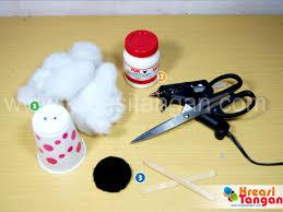 membuat mainan dr barang bekas tutorial cara membuat mainan dari barang bekas kreasi tangan