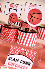 basketball party ideas basketball party ideas pixiebear party printables
