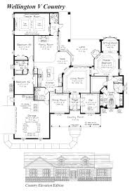 Florida Floor Plans The Wellington Curington Homes