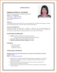 resume examples for job resume templates job resume template free