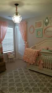 Shabby Chic Nursery Furniture by Nursery Vintage Shabby Chic Pink And Mint Green By Stanton