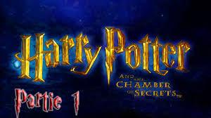 regarder harry potter et la chambre des secrets en harry potter et la chambre des secrets pc partie 1