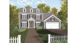 contemporary colonial house plans contemporary colonial hwbdo14592 colonial from builderhouseplans