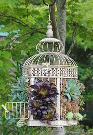 How To Decorate A Birdcage Home Decor The 25 Best Garden Art Ideas On Pinterest Diy Landscaping Ideas