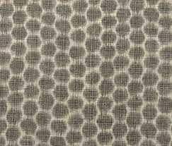 ballard designs mia gray cream geometric honeycomb fabric by the