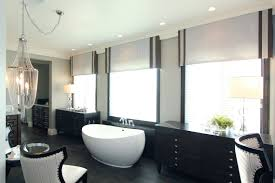 hamptons inspired luxury home master bathroom robeson design san