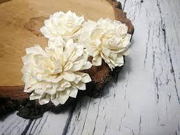 Wedding Bouquets Cheap Sola Flowers Cheap Wedding Flowers White Ivory Diy Bouquet Floral