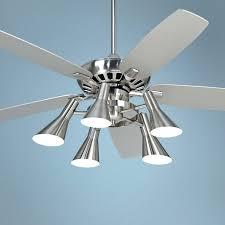 Designer Ceiling Fans With Lights Galvanized Ceiling Fan With Light Lovable Design Ideas For