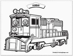 chuggington coloring pages realistic coloring pages