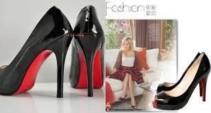 black high heels for women 2017 qu heel part 2