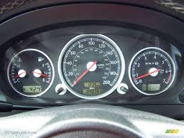 2005 chrysler crossfire srt 6 coupe gauges photo 3113786
