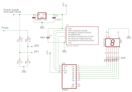 digital logic probe for troubleshooting ttl and cmos circuits