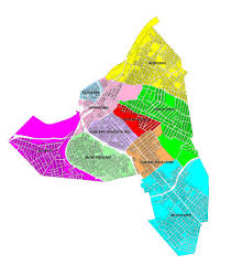 New York City Zip Code Map by Schenectady City Neighborhoods Union Rotterdam Oneida Where To