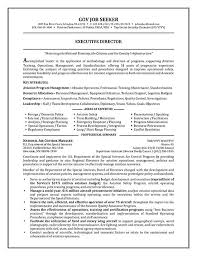 resume exles for government resume exle
