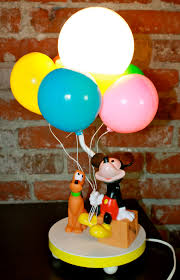 mickey mouse kids table vintage mickey mouse l pluto birthday balloon childrens table